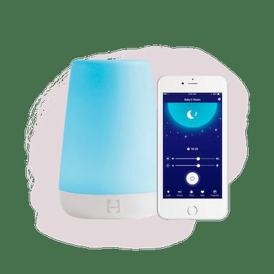 Hatch Rest Sound Machine, Night Light & Time-to-Rise