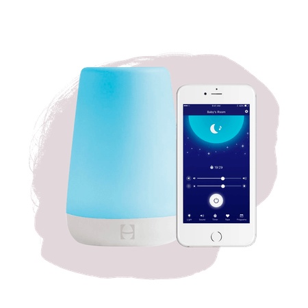 Hatch Rest Sound Machine, Night Light & Time-to-Rise