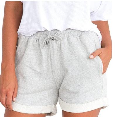 Tengo Folded Hem Shorts