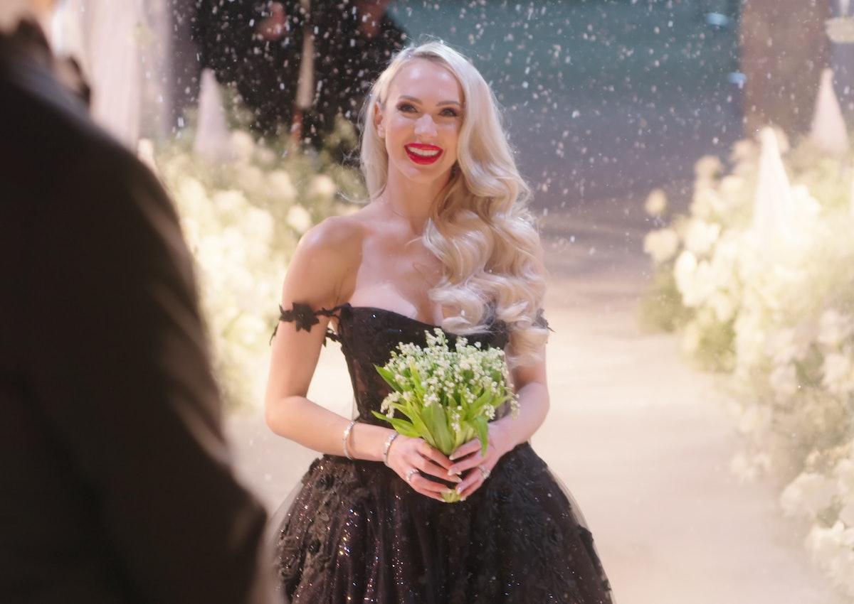 Christina Quinn on Netflix's Selling Sunset