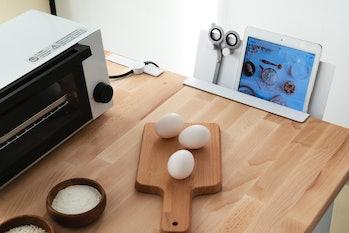 Zenlet Rack on kitchen counter
