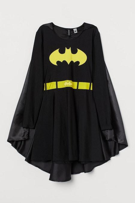 Costume Dress in Black/Batman