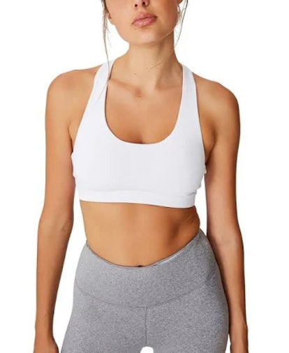 Strappy Sports Crop Bra