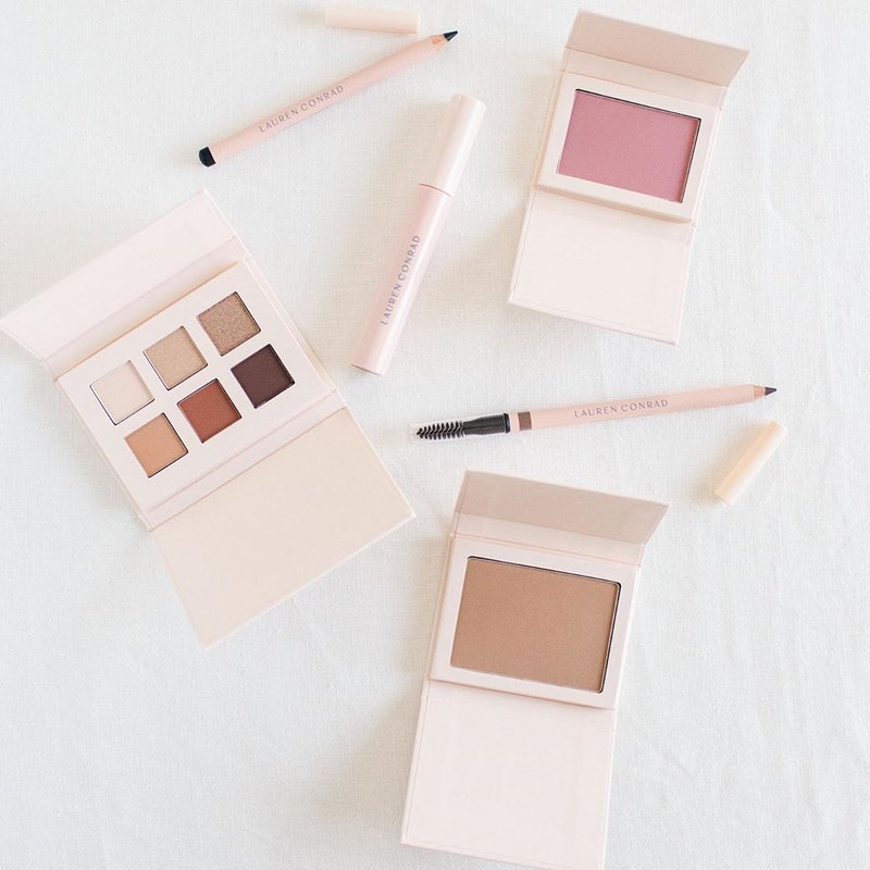 Lauren Conrad Beauty just introduced two new eyeshadow palettes and a host of other products to its ...