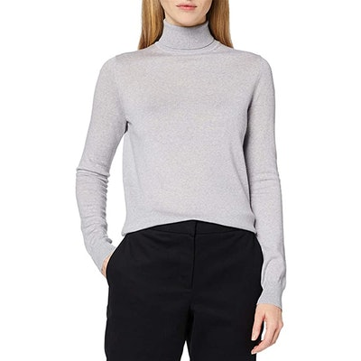 MERAKI Fine Merino Turtleneck Sweater