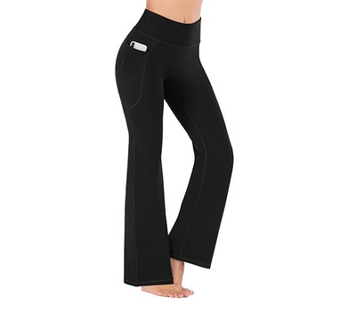 Heathyoga Bootcut Yoga Pants
