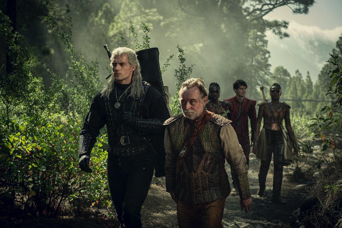 'The Witcher' Season 1