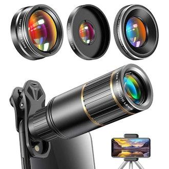 CoPedvic Phone Camera Lenses