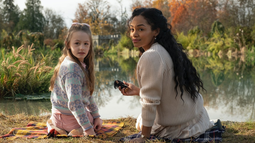 Tahirah Sharif compared and constrasted 'Haunting of Bly Manor' with 'Haunting of Hill House.'