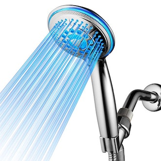DreamSpa Temperature Controlled Color Changing Handheld Shower