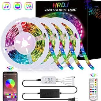 HRDJ RGB LED Light Strip