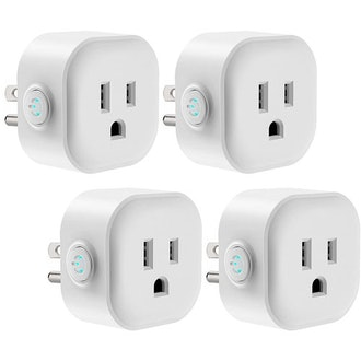 Maxcio WiFi Smart Plugs (4-Pack)