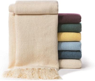 Chanasya Throw Blanket