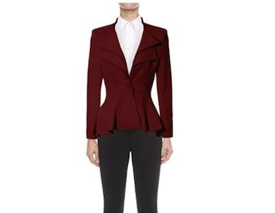 Hybrid & Company Women's Casual Blazer