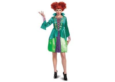 Hocus Pocus Winifred Sanderson Halloween Costume Dress