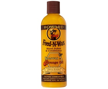 Howard Products Wood Polish & Conditioner