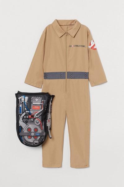 Costume in Beige/Ghostbusters
