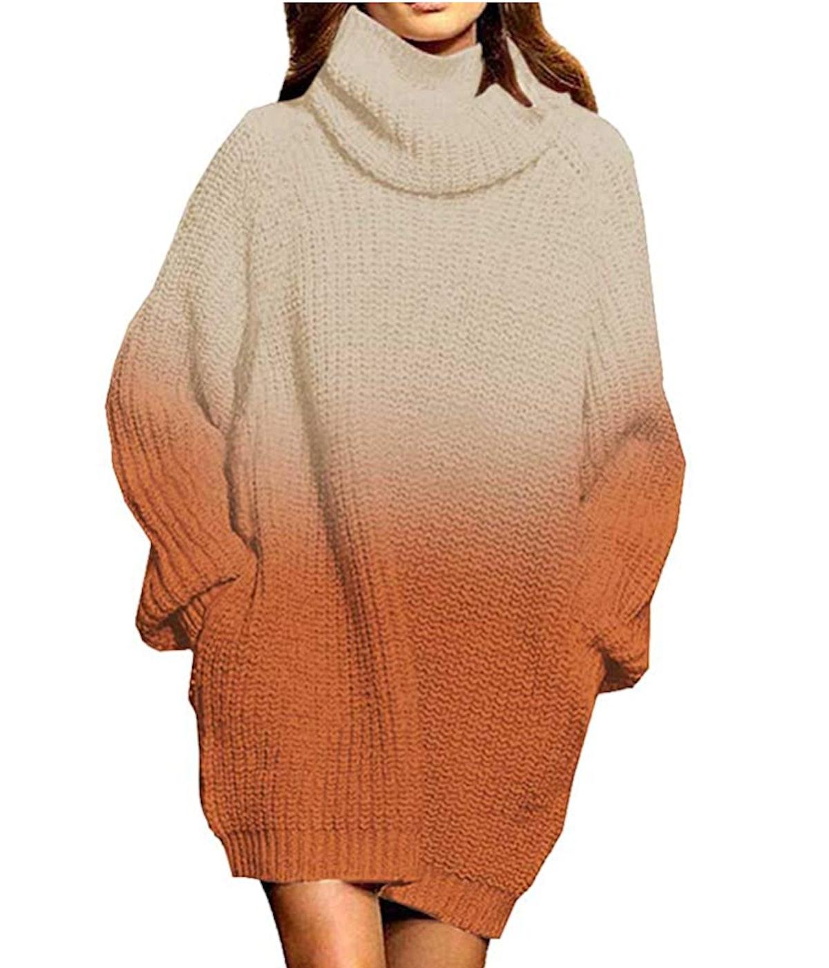 Pink Queen Oversize Sweater