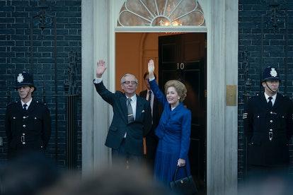 'The Crown' Season 4, Gillian Anderson as Margaret Thatcher