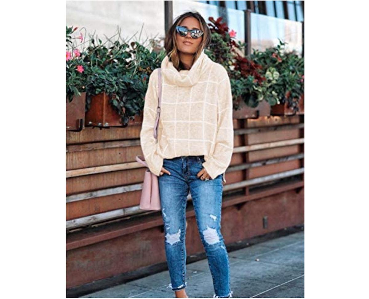 KIRUND Turtleneck Sweater