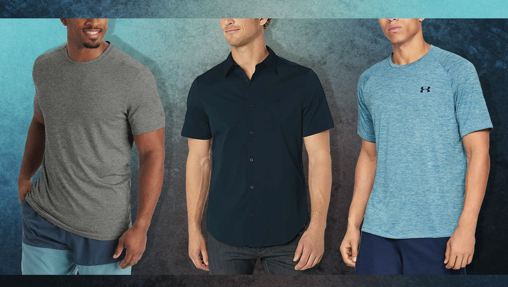 shirts for guys with broad shoulders