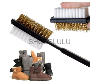 Shoeslulu Suede & Nubuck Leather Brush Cleaner
