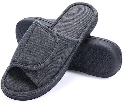 PENNYSUE Open Toe Slippers