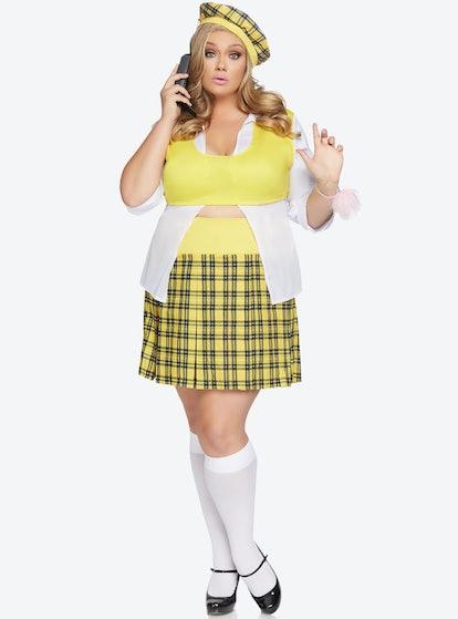 Hot Topic Clueless Cutie Costume Plus Size