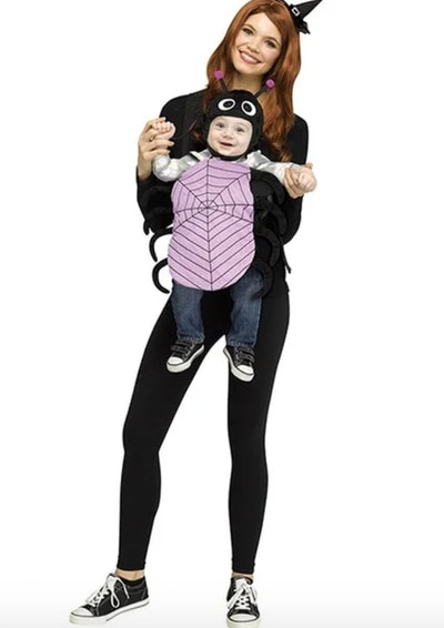 Spider Costume Baby Carrier Cover