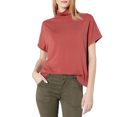 Daily Ritual Rayon Slouchy Top