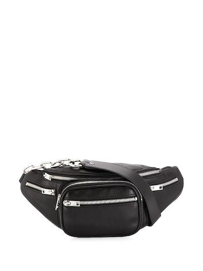 Padlock belt bag