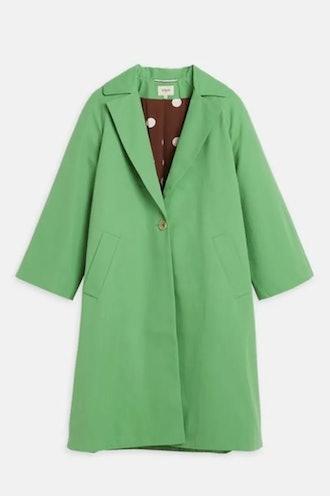 Veezy Coat In Clover