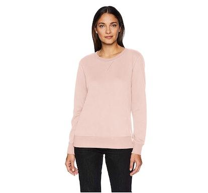 Amazon Terry Crewneck Sweatshirt