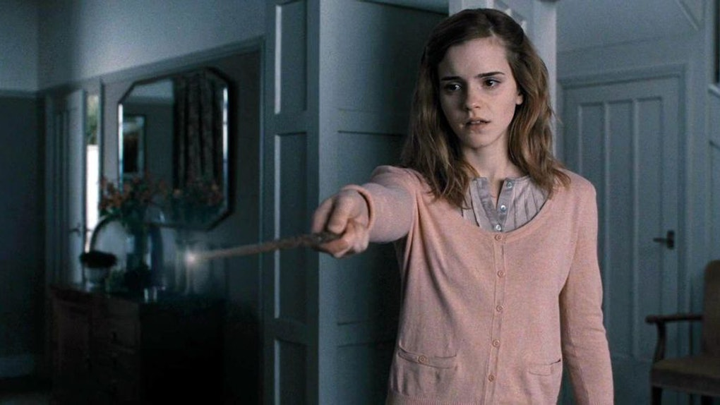 Hermione Granger in Harry Potter and the Deathly Hallows: Part 1