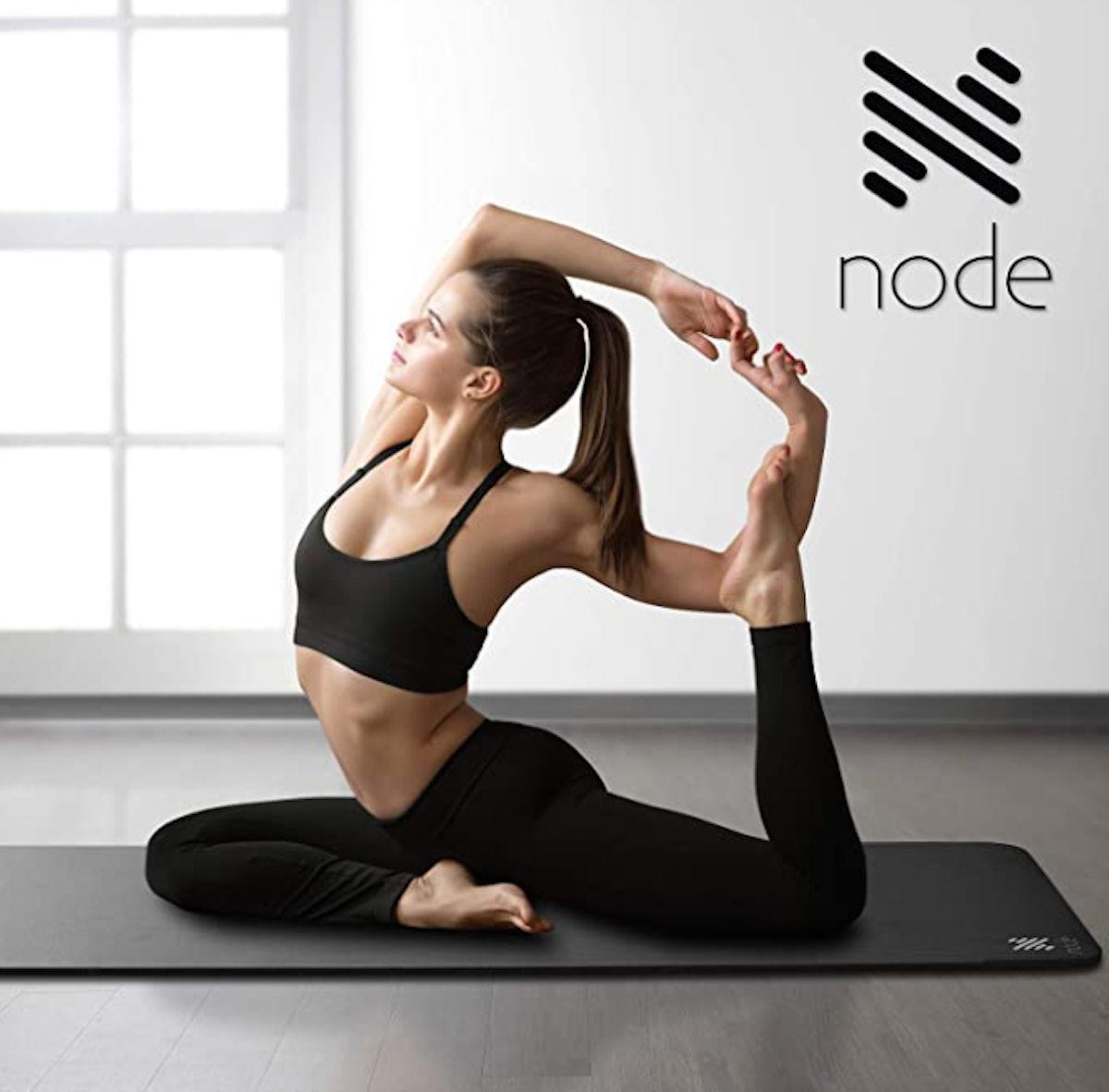 Node Fitness Yoga Mat