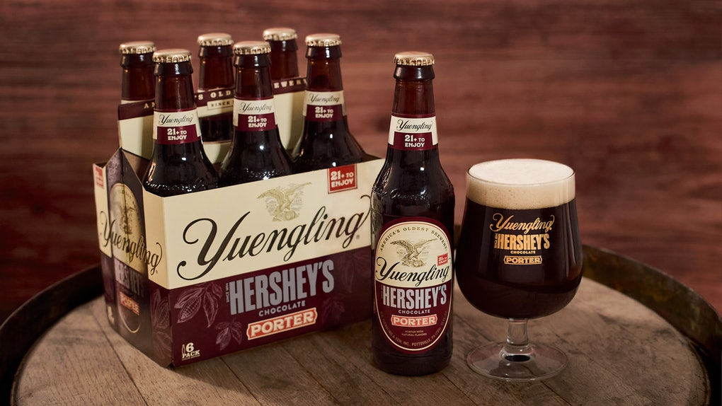 Where to get Yuengling Hershey's Chocolate Porter for a holiday celebration