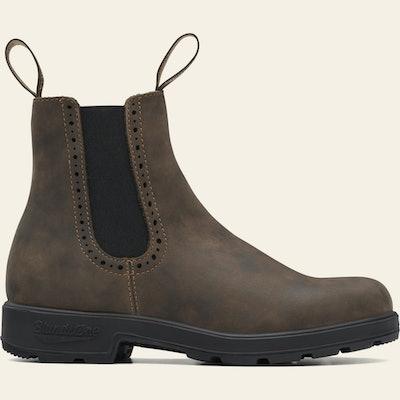 #1351 Women's Originals High Top Boots - Rustic Brown
