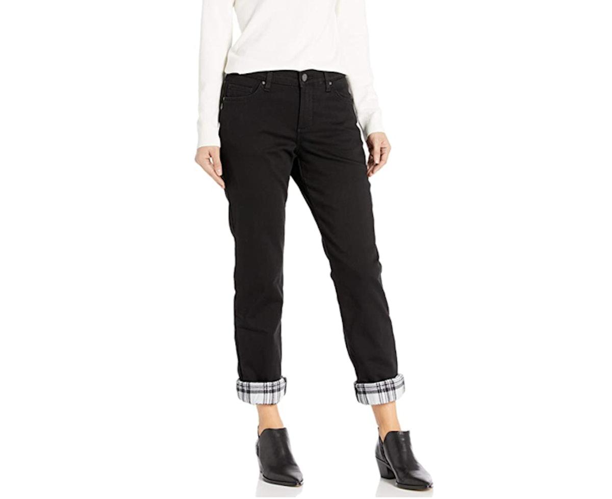 Lee Fleece Lined Jeans