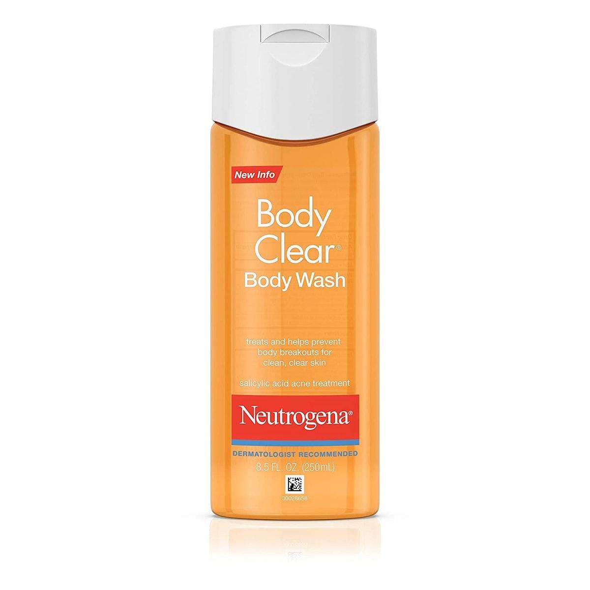 Neutrogena Body Clear Body Wash (3-Pack)
