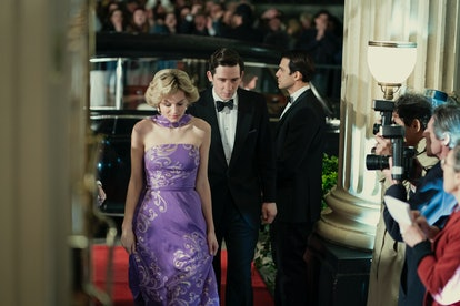 The Crown Season 4, Princess Diana