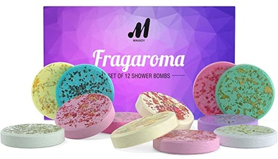 Flagaroma Organic Shower Bombs (12-pack)