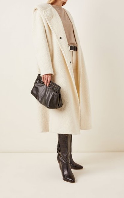 Gelton Shearling Coat