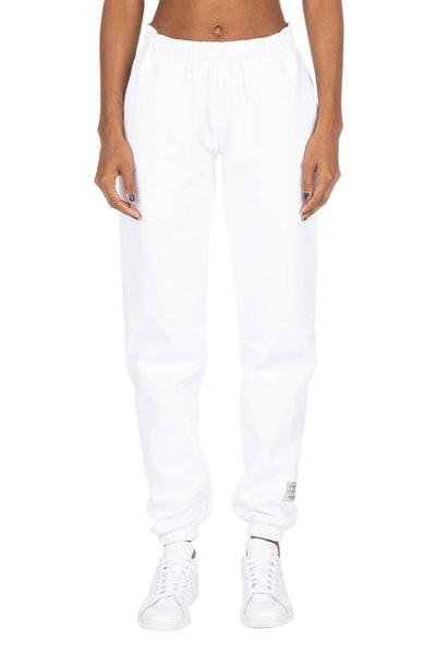 UNISEX SWEATPANTS - WHITE
