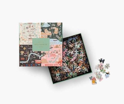 Maps Jigsaw Puzzle