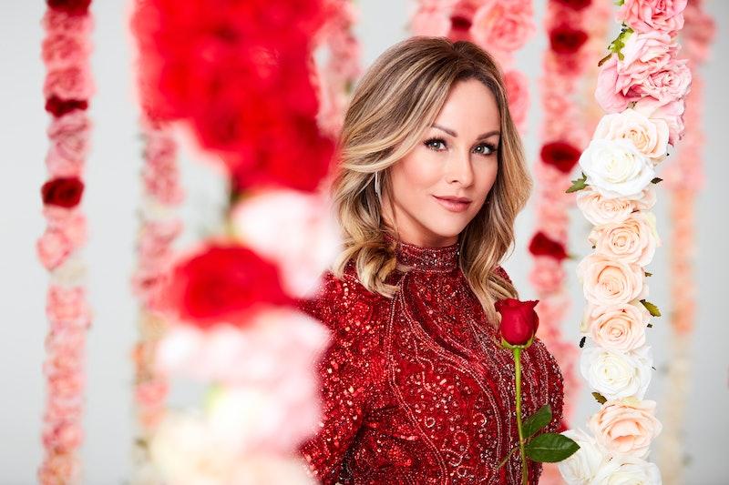 Bachelorette Clare Crawley via ABC Press Site