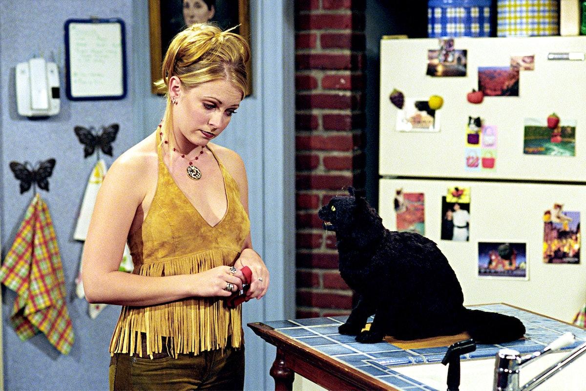 Sabrina the Teenage Witch with Salem