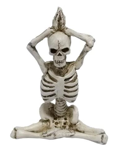 Mini Yoga Skeleton