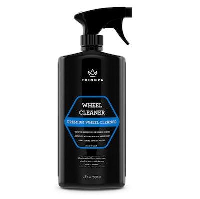 TriNova Wheel Cleaner Rim Cleaning Spray