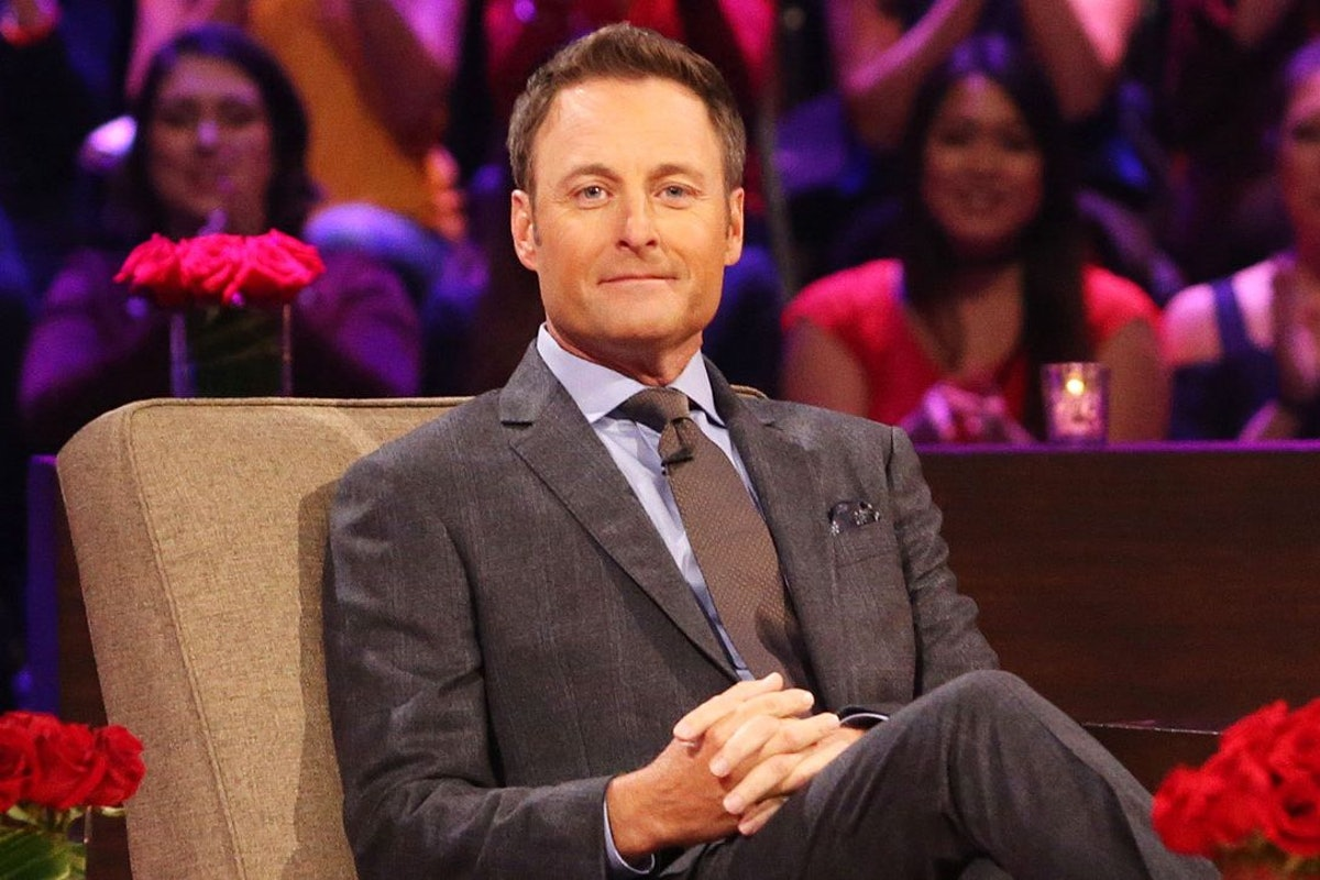 Chris Harrison on 'The Bachelor'