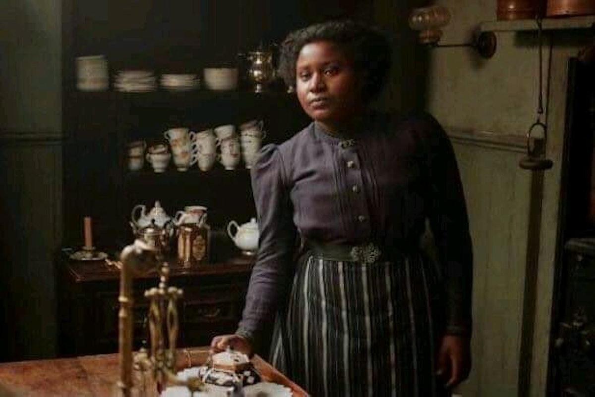 Edith in 'Enola Holmes' on Netflix